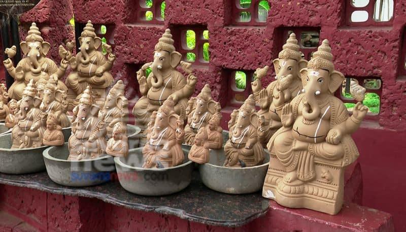 Ganesh Chaturthi 2019 Bollywood Riteish Deshmukh Karan Wahi make handmade eco friendly idols