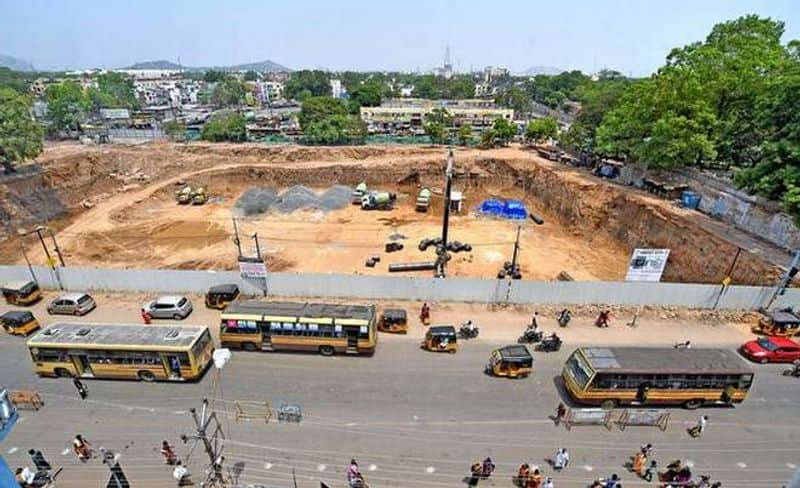 The invasion of Madurai is like a snake