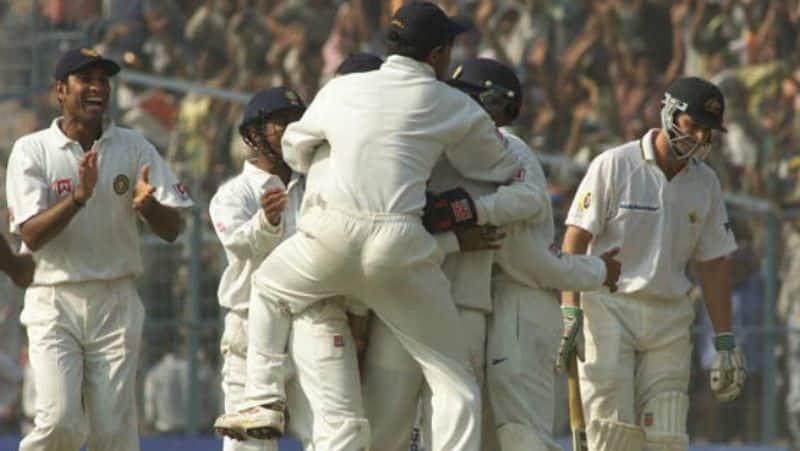 shane warne claims steve waugh adamant is the reason for australia defeat against india in 2001 kolkata test