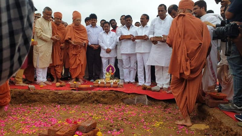 Minister Etala Rajender to lay stone for Stent Manufacturing Unit in sangareddy district