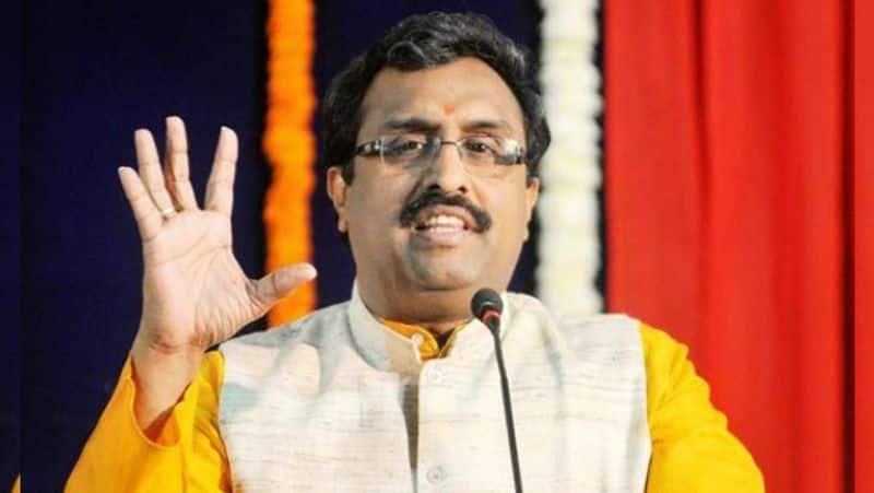 BJP Ram Madhav says India taking care of ISIS threat