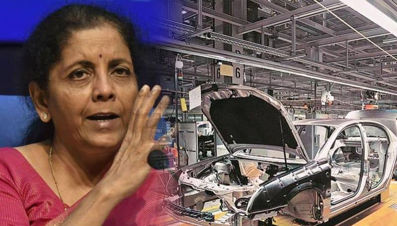 Why is there a ruckus on the statement of Finance Minister Nirmala Sitharaman related to the automobile sector, She only said the truth