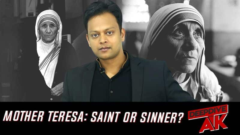Deep Dive with Abhinav Khare: Why it is wrong to call Mother Teresa a saint