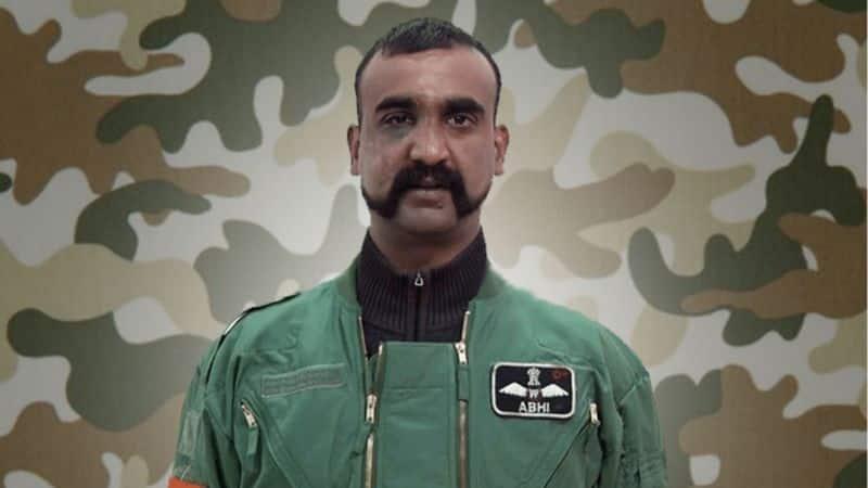 Wing Commander Abhinandan's mannequin displayed in Pakistani war museum