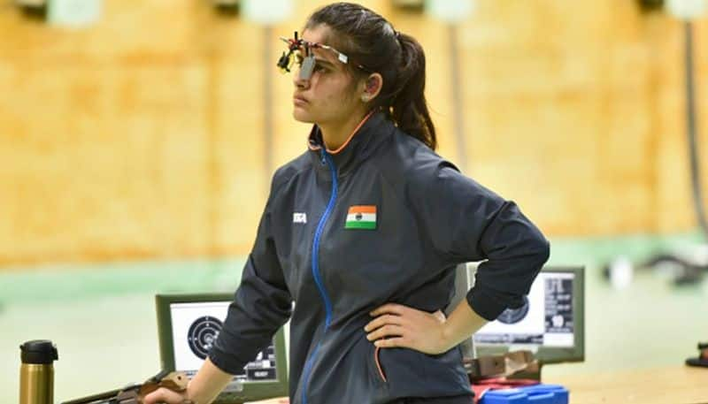 ISSF World Cup India finish 5 gold medals top table Rio de Janeiro