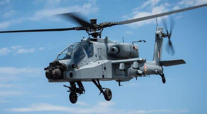 Eight Apache 'Bahubali' will join Air Force today, Pakistan will be closed