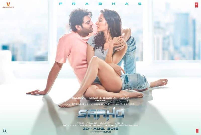 saaho north state shocking collections