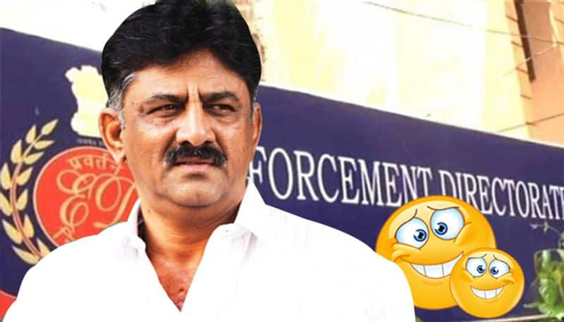 Is DK Shivakumar stalling officials or are ED authorities not getting the right answers