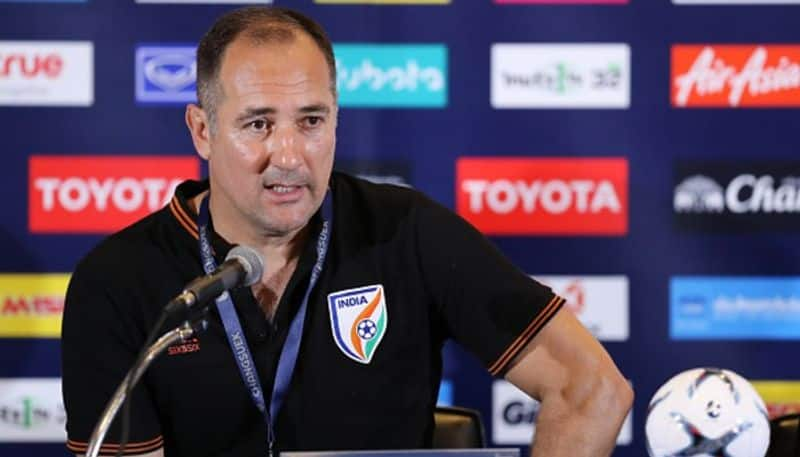 FIFA World Cup qualifier Ready for Oman challenge India coach Igor Stimac