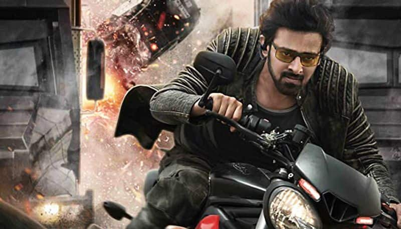 Young Rebel star Prabhas Saaho movie producers in trouble