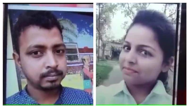 Housewife caught red handed with her lover in Sonarpur