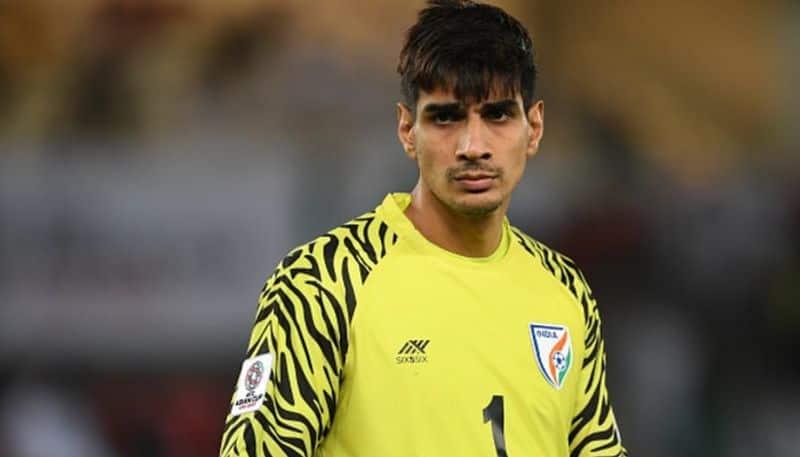 FIFA World Cup 2022 qualifier India be fearless beat Oman Gurpreet Singh Sandhu