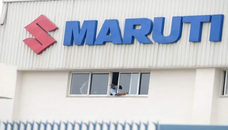 Maruti Suzuki announces shutdown two plants