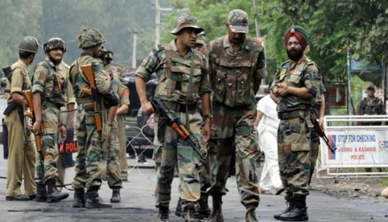 jammu kashmir police killed a terrorist who was responsible for attack on a kid