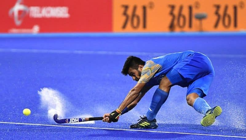 FIH Pro League hockey India launch campaign against Netherlands Manpreet Singh excited