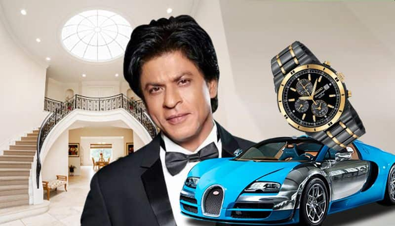 From Palm Jumeirah villa to Bugatti Veyron: 5 most expensive things Shah Rukh Khan owns