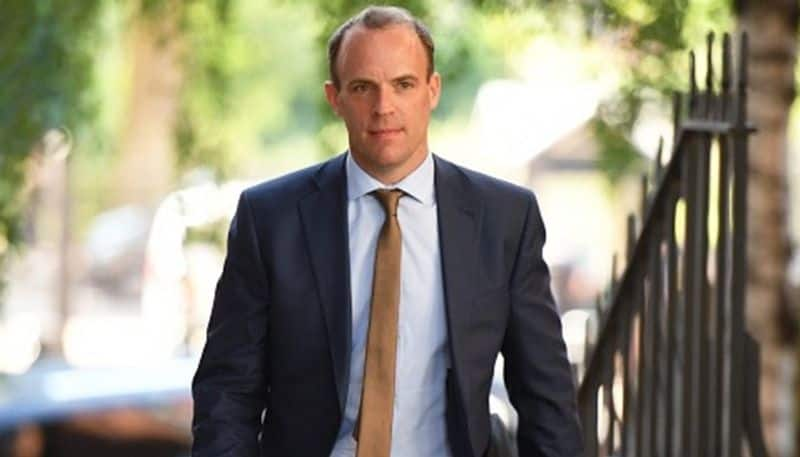Any violence against British Indians is unacceptable, says foreign secretary Dominic Raab