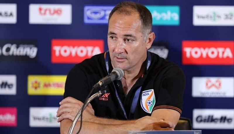 FIFA World Cup 2022 qualifiers Many feel India beginning new era coach Igor Stimac