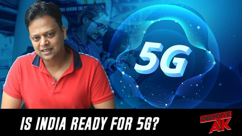 Deep Dive with Abhinav Khare Indias race to 5G thinking beyond importing technology