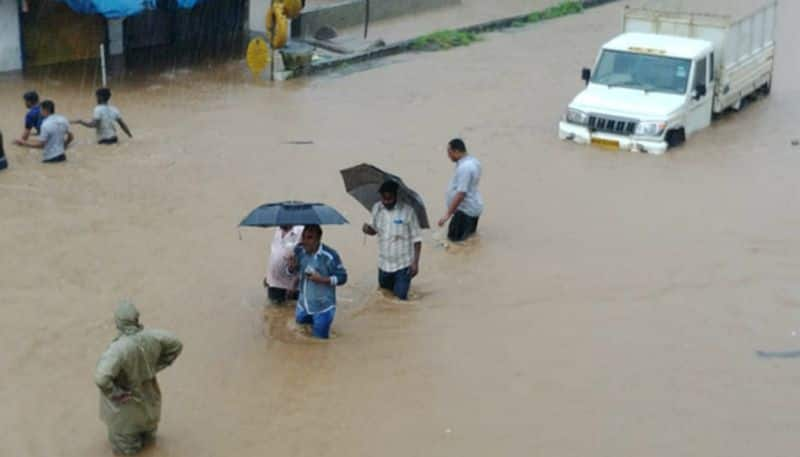 Rain can again cause havoc in Mumbai, Meteorological Department issued a warning