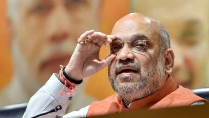 BJP president Amit Shah will inaugurate puja in city