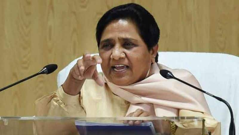 Learn why Mayawati said that the Congress is fraudulent