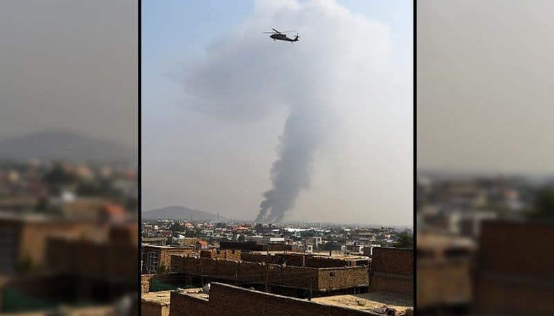 Blast at United States Embassy in Kabul on 9/11 anniversary, no injuries reported