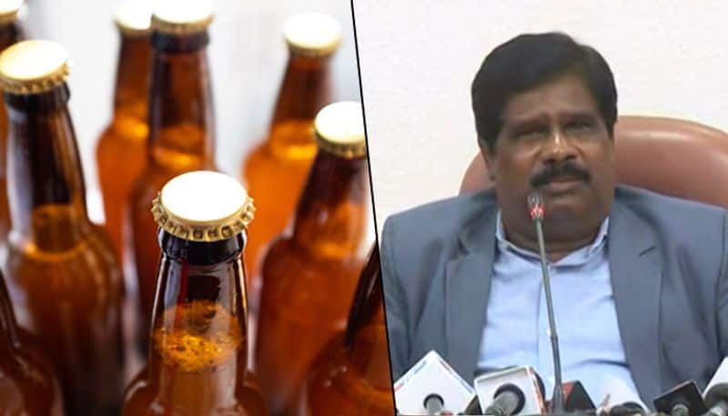 Excise Minister H Nagesh gets angry for asking about his department in kolar