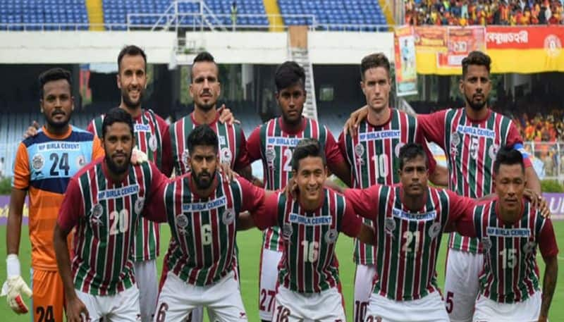 When the situation is normal, the due salary of the players will be paid, said Mohun Bagan