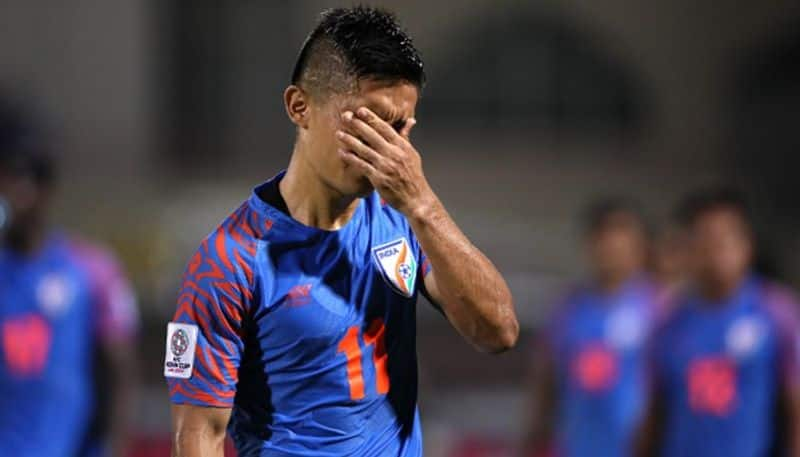 Sunil Chhetri says he contemplated quitting in initial days