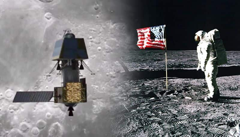 Chandrayaan-2: Looking back at the first manned mission to moon