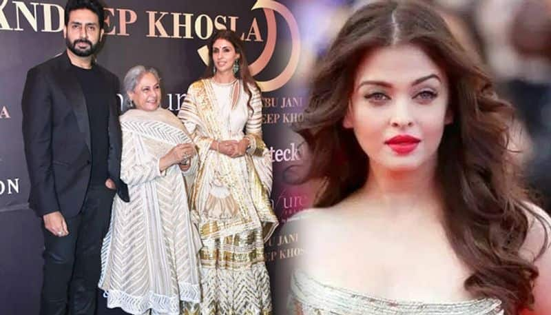 Netizens confused over absent Aishwarya Rai Bachchan; ask if 'all is well'