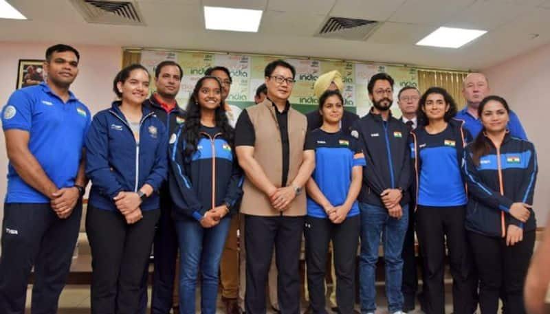 Kiren Rijiju Indian shooters best world hopes medals Tokyo Olympics