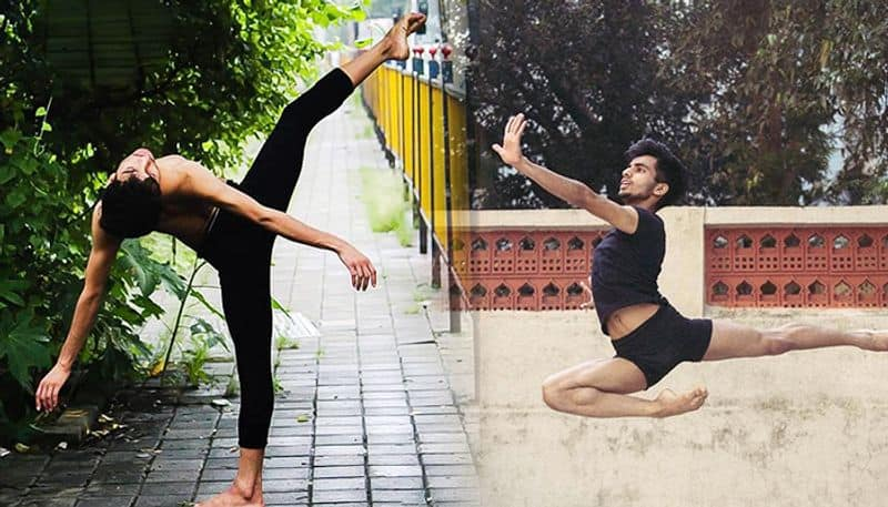 Breaking stereotypes, 18-year-old Dipesh Verma striving to put India on world ballet map