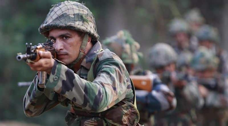 Pakistan Army forced to raise white flag at LoC to recover bodies of soldiers killed by Indian Army