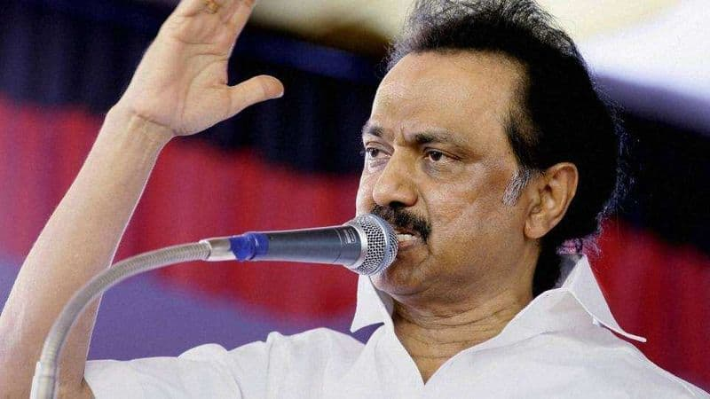 K Stalin demands Railways exam to be conducted in Tamil as well