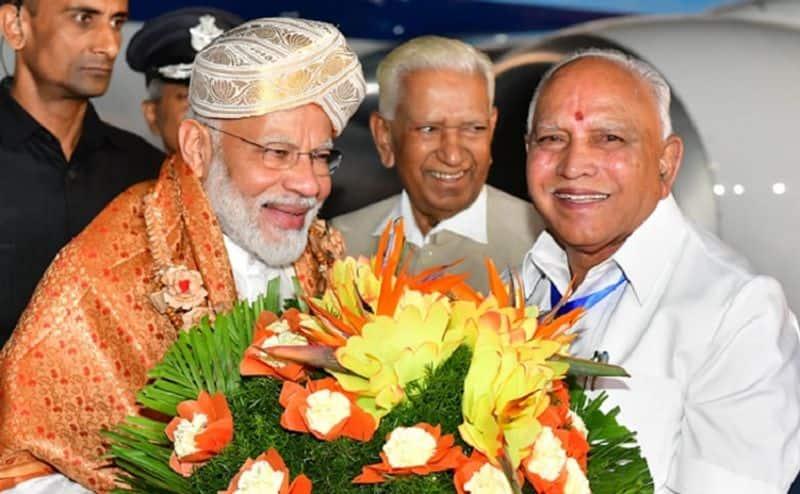 Chandrayaan-2: PM Narendra Modi reaches Bengaluru to witness moon landing