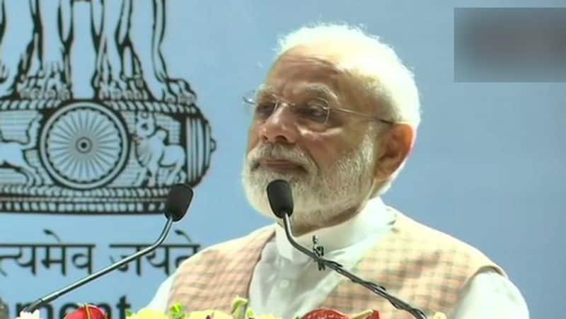 India will definitely reach the moon, Prime Minister Narendra Modi announced in Mumbai