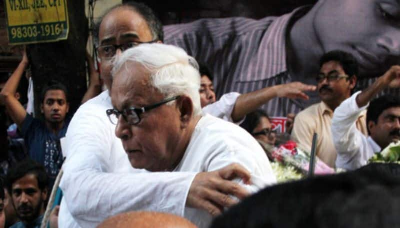 Former West Bengal CM Buddhadeb Bhattacharjee condition has improved