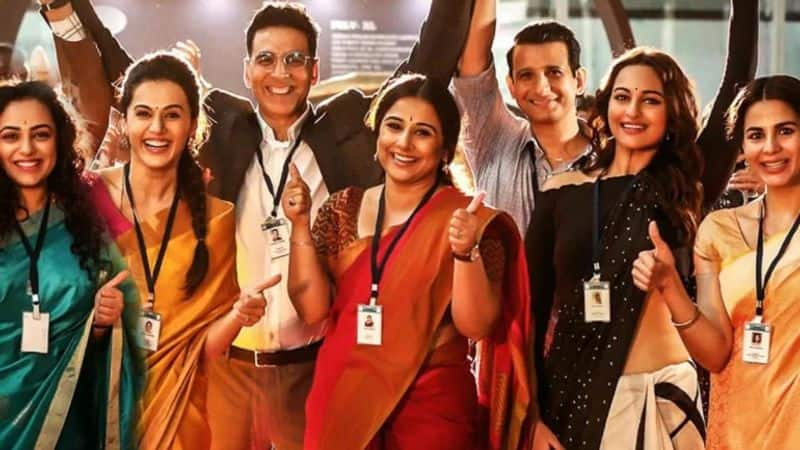 Sonakshi Sinha on 'Mission Mangal' success: Well-made films with patriotic spirit liked by people