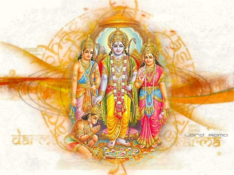 a story of ramayana related to lord ram life