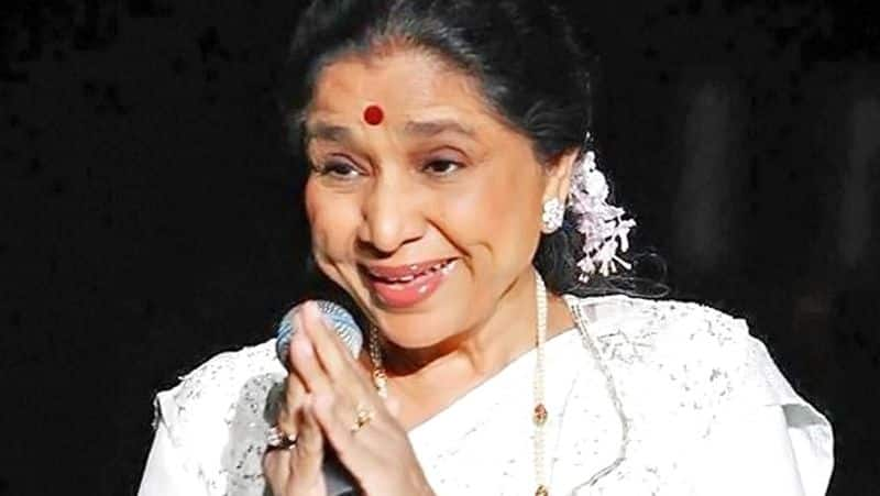 Asha bhosle appeal to people for donate 100 rupees