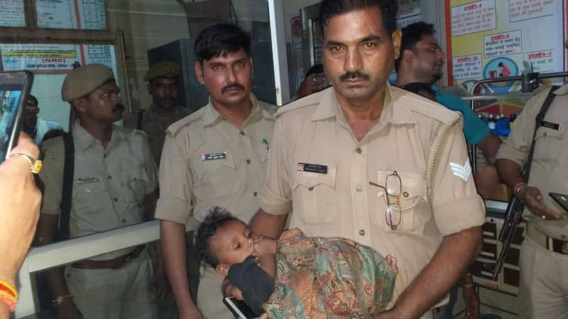 UP police recovered kidnapped kid within one and half hour