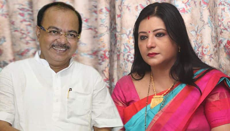 BJP leader Sovan Chatterjee quits party with girlfriend Baishakhi bsm