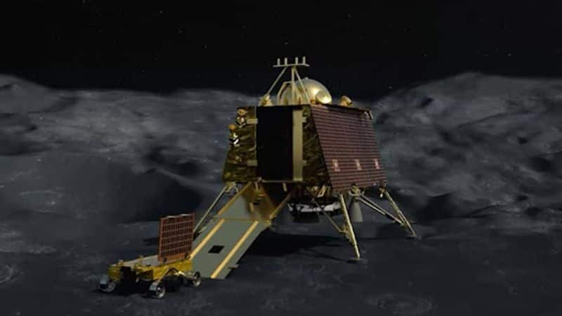 Chandrayaan 2 Vikram hard landed close to landing site on surface of moon