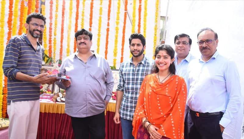 sai pallavi naga chaithanya upcoming movie release date