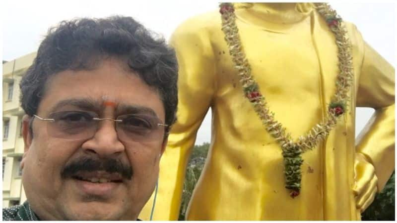 Will you put a pocket of milk ..? Will they not be handcuffed ..? Case filed against SV Sekar