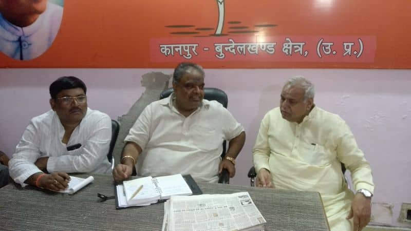 BJP new office will be built in kanpur, executive president Jp Nadda will offfer poojan