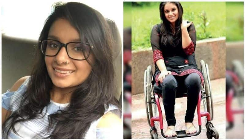 Wheelchair bound woman forced to stand at Delhi airport told dont do drama