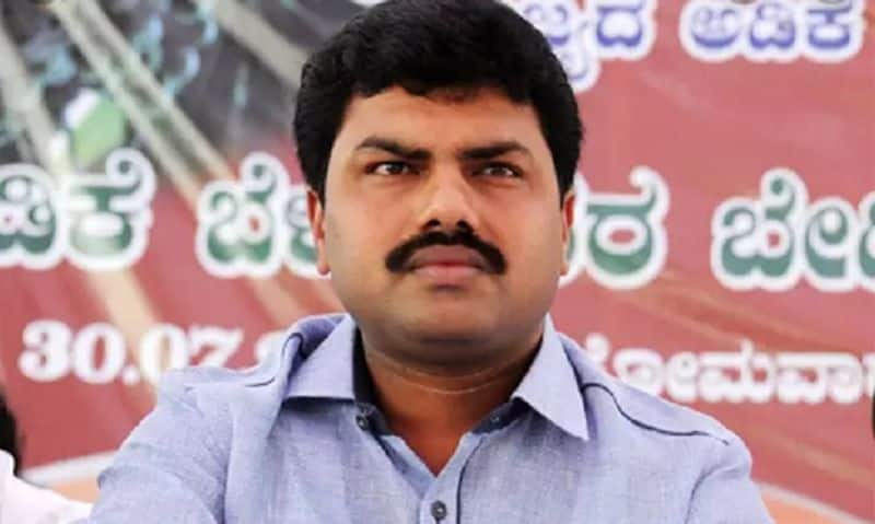 there is no Compromise with Shivamogga Development Says MP BY Raghavendra